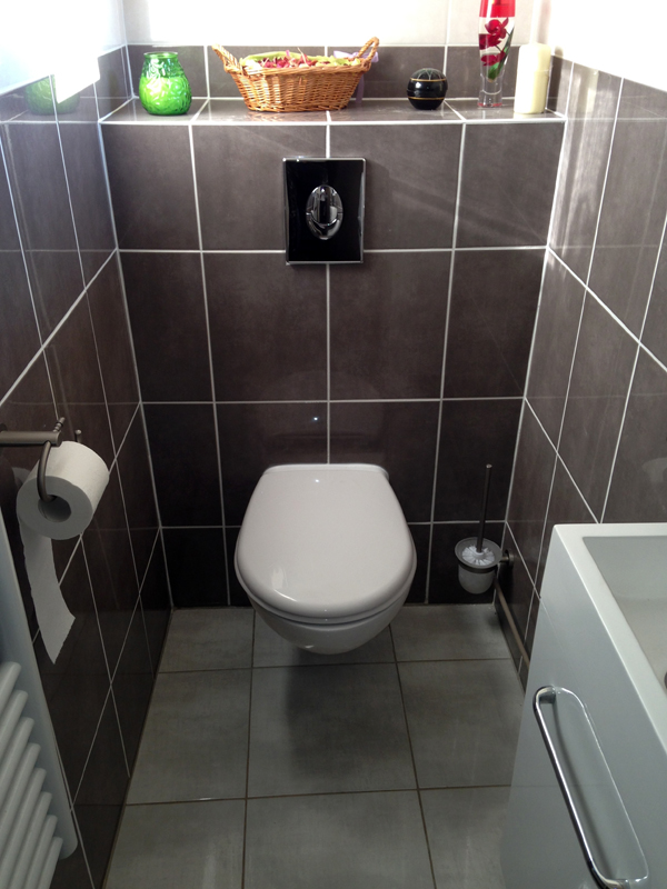 Fa ence carrelage for Carrelage sol wc